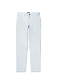 Pantalón chino celeste de Club Monaco