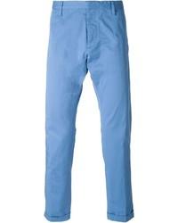 Pantalón chino celeste de DSQUARED2