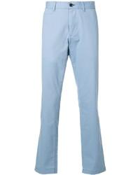 Pantalón chino celeste de MICHAEL Michael Kors