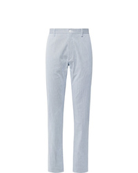 Pantalón chino celeste de Zanella