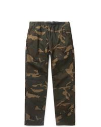 Pantalón chino de camuflaje verde oliva de Carhartt WIP