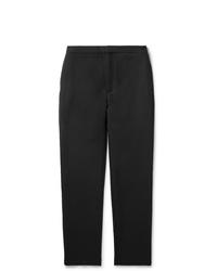 Pantalón chino de lana en gris oscuro de Camoshita