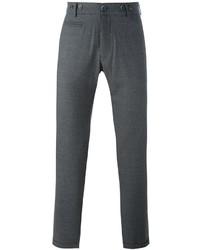 Pantalón chino de lana gris de Barena