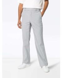 Pantalón chino de lana gris de Mackintosh 0002