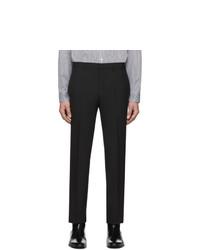 Pantalón chino de lana negro de Givenchy