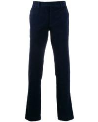 Pantalón chino de pana azul marino de Polo Ralph Lauren