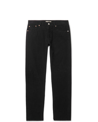 Pantalón chino de pana negro de Belstaff