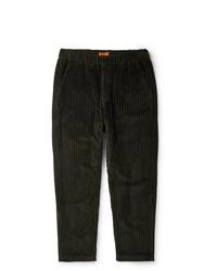 Pantalón chino de pana verde oliva de Barena