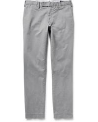 Pantalón Chino de Sarga Gris de Polo Ralph Lauren