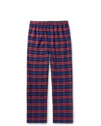 Pantalón chino de tartán en multicolor de Balenciaga
