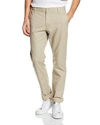 Pantalón chino en beige de Cheap Monday