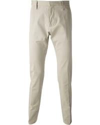 Pantalón chino en beige de DSQUARED2
