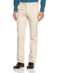 Pantalón chino en beige de Merc of London