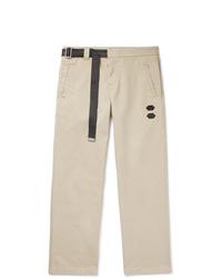 Pantalón chino en beige de Off-White