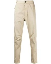 Pantalón chino en beige de Stone Island