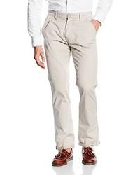 Pantalón chino en beige de THE INDIAN FACE