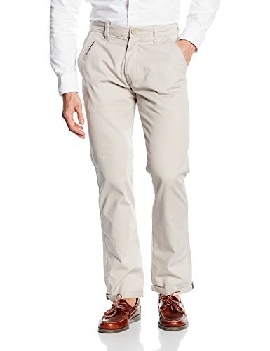 Pantalón chino en beige de THE INDIAN FACE