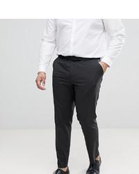 Pantalón chino en gris oscuro de ASOS DESIGN