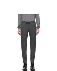 Pantalón chino en gris oscuro de BOSS
