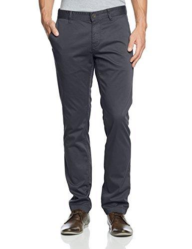 Pantalón chino en gris oscuro de Boss Orange