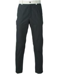 Pantalón chino en gris oscuro de Dolce & Gabbana