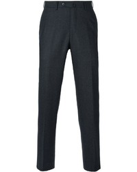 Pantalón chino en gris oscuro de Ermenegildo Zegna