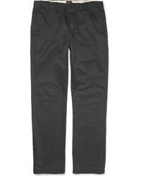 Pantalón chino en gris oscuro de J.Crew