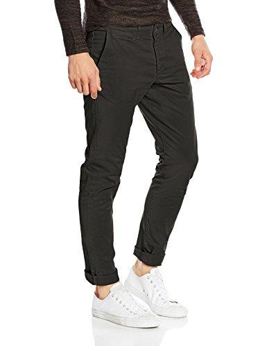 Pantalón chino en gris oscuro de Jack & Jones