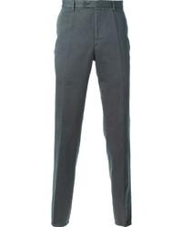 Pantalón chino en gris oscuro de John Varvatos