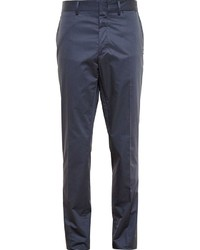 Pantalón chino en gris oscuro de Lanvin