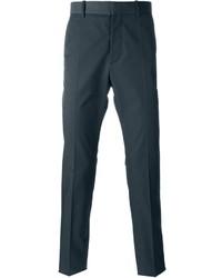 Pantalón chino en gris oscuro de Marni