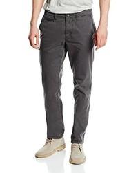 Pantalón chino en gris oscuro de Napapijri