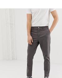 Pantalón chino en gris oscuro de Noak