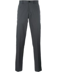 Pantalón chino en gris oscuro de Paul Smith