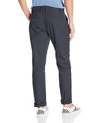 Pantalón chino en gris oscuro de Volcom