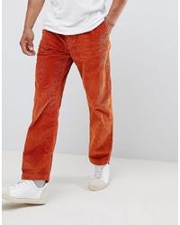 Pantalón chino en tabaco de LEVIS SKATEBOARDING