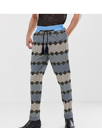 Pantalón chino estampado en multicolor de ASOS Edition