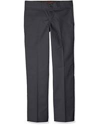 Pantalón Chino Gris Oscuro de Dickies
