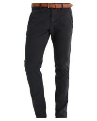 Pantalón Chino Gris Oscuro de s.Oliver