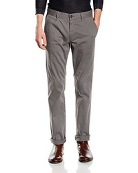 Pantalón chino gris de Boss Orange