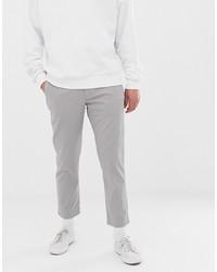 Pantalón Chino Gris de Calvin Klein