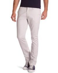 Pantalón chino gris de Cheap Monday