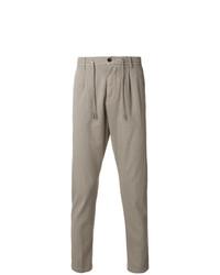 Pantalón chino gris de Eleventy