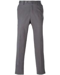 Pantalón chino gris de Ermenegildo Zegna