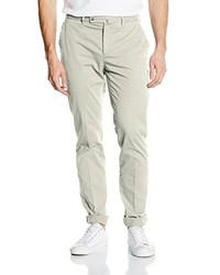 Pantalón chino gris de Hackett London