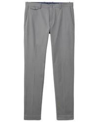 Pantalón chino gris de Mango