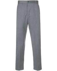 Pantalón chino gris de Thom Browne