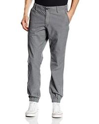Pantalón chino gris de Tom Tailor Denim