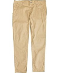 Pantalon chino marron claro original 3402249