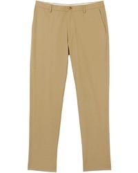 Pantalón chino marrón claro de Burberry